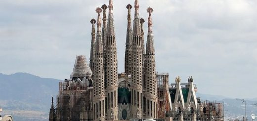 La Sagrada Familia sera bientôt achevée à Barcelone
