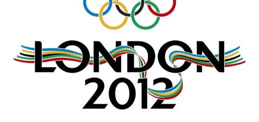 Logo officile des Jeux olympiques de Londres 2012