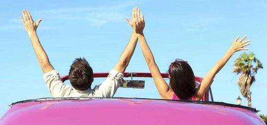les 6 mielleures raisons de louer une voiture en vacances