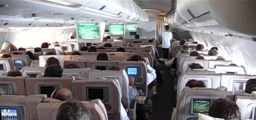 De plus en plus de monde dans les avions
