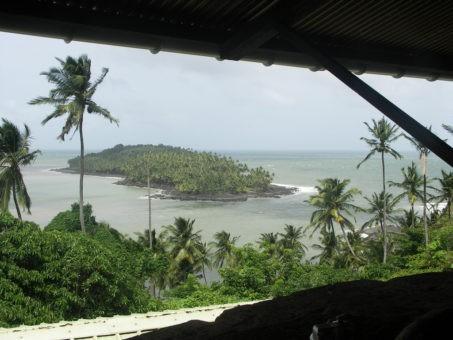 paysage de Guyane
