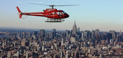 Peut on survoler new york en avion ou en hélico ?