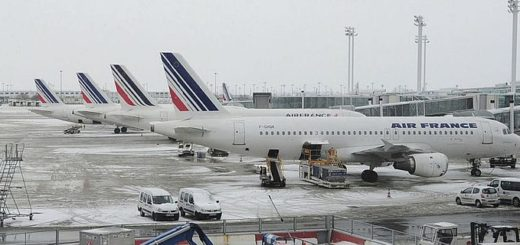 Les recours nen cas d'annulation de votre vol pour cause de neige