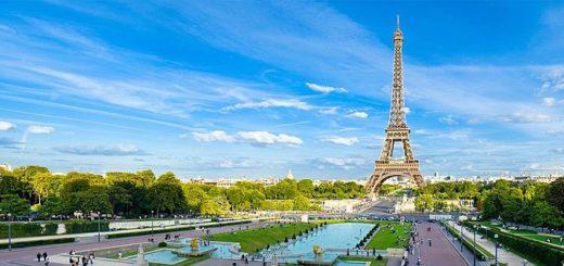 changer d'air pour le week end à paris
